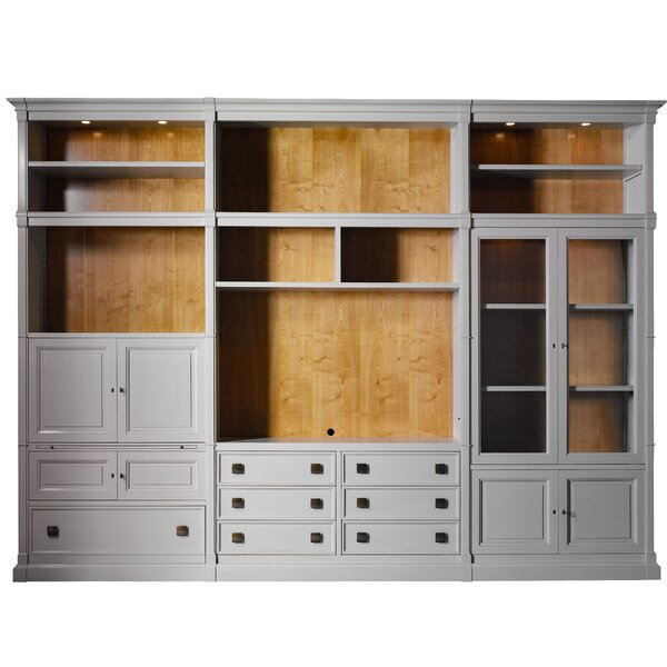 Canora Grey Cherry Bookcases