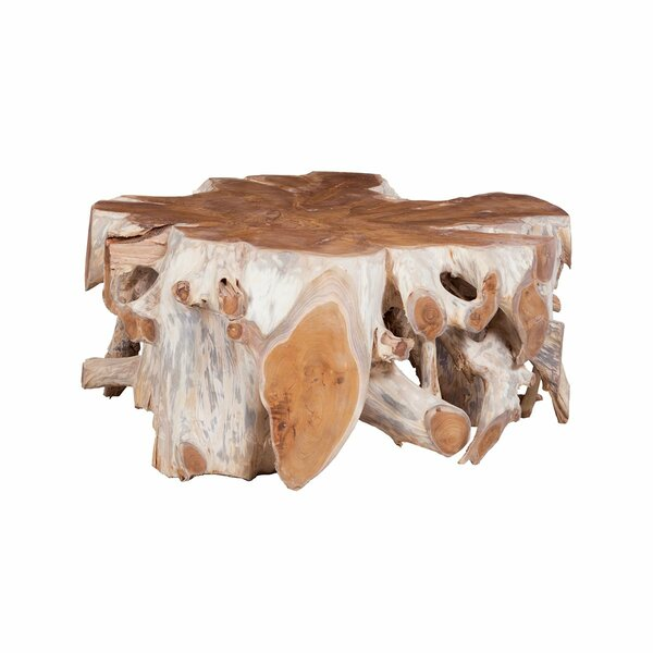 Ditto Block End Table