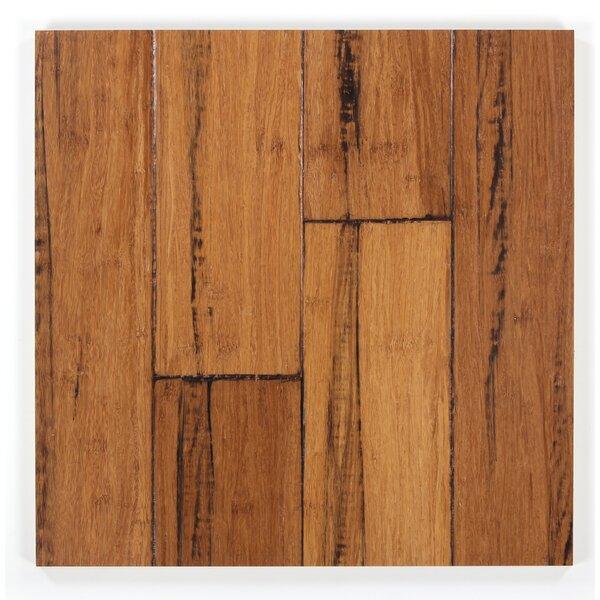 5 Engineered Bamboo  Flooring in Heritage by Bamboo Hardwoods