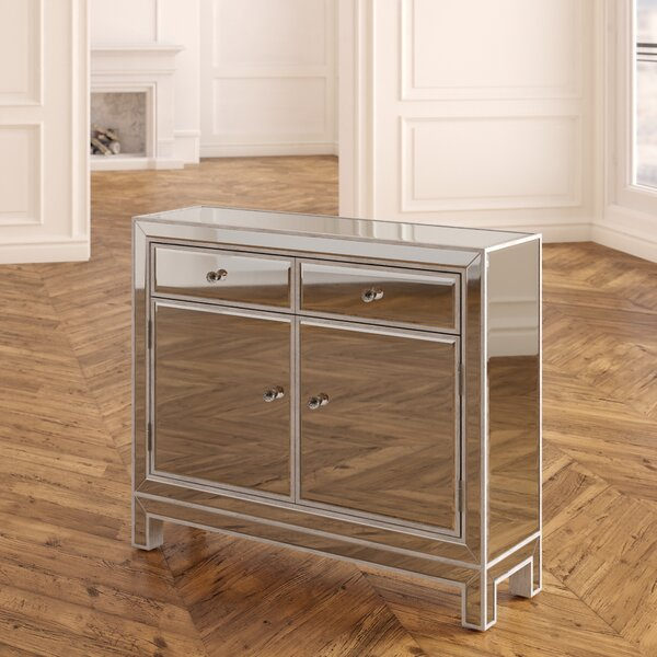 Mariaella 2 Drawers Nightstand by Rosdorf Park
