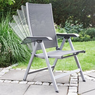 Basic Plus Reclining Camping Chair