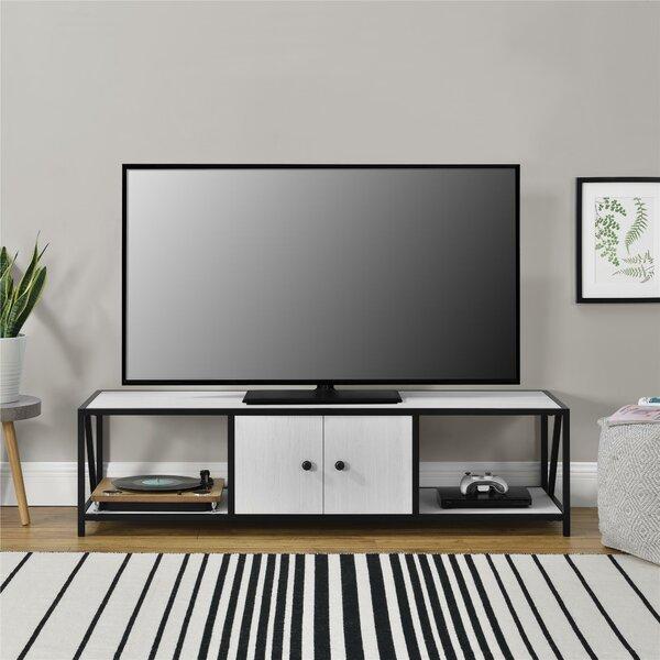 Weston TV Stand for TVs up to 65 inches by Novogratz Novogratz