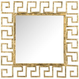 Safavieh Calliope Greek Key Wall Accent Mirror