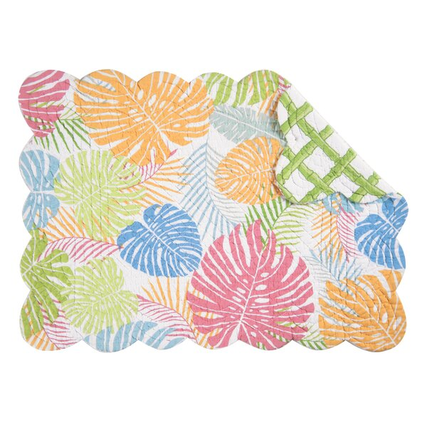 Docia Placemat (Set of 6) by Bayou Breeze
