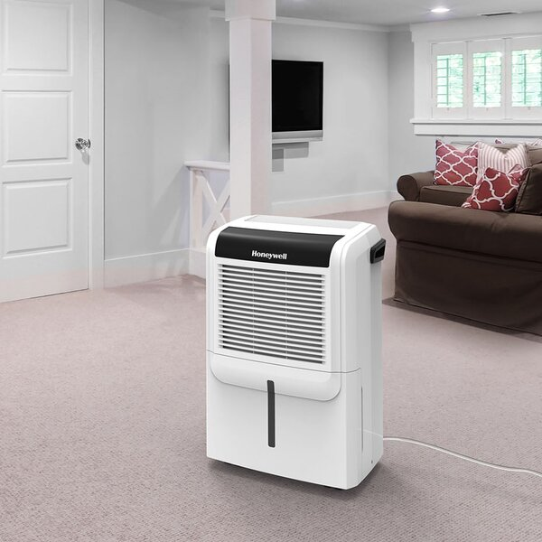 Dehumidifier with Built-In Pump by Honeywell
