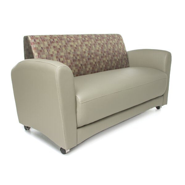 InterPlay Lounge Loveseat By OFM Comparison