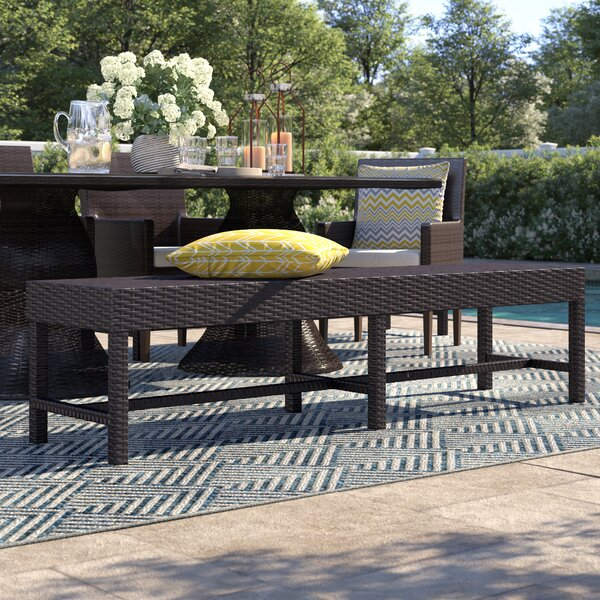 Stratford Dining Bench by Sol 72 Outdoor Sol 72 Outdoor