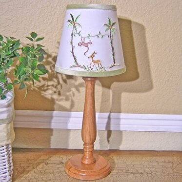 African Plains 8 Empire Lamp Shade by Brandee Danielle