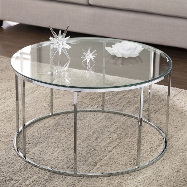 Joseph Coffee Table by Ebern Designs