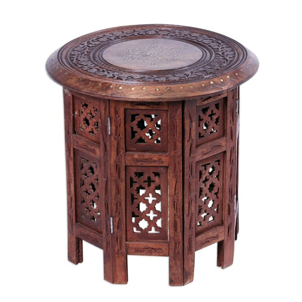 Reign End Table by World Menagerie