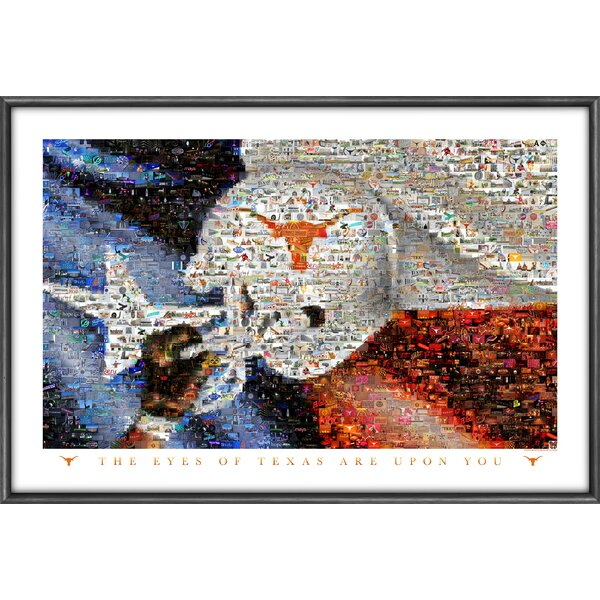NCAA Mosaics Graphic Art by Sports Coverage Inc.