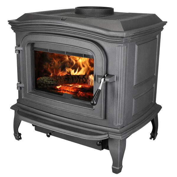 Cast Iron Direct Vent Wood Burning Stove by Ashley Hearth Ashley Hearth