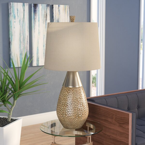 Greene Molded 40 Table Lamp by George Oliver