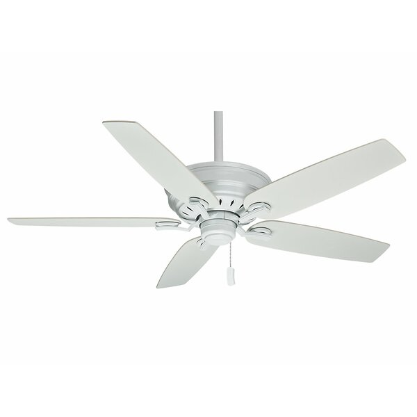 60 Adelaide 5-Blade Ceiling Fan - Motor Only by Casablanca Fan