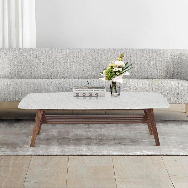 Roseleaf Coffee Table With Storage By Brayden Studio