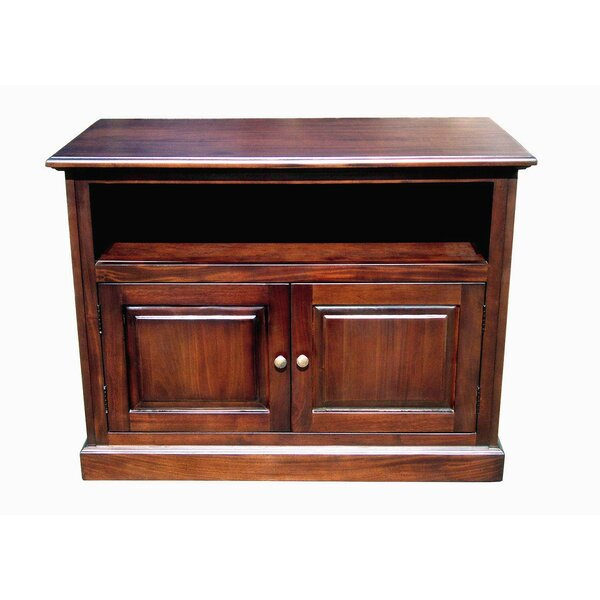 Audie Solid Wood TV Stand For TVs Up To 43