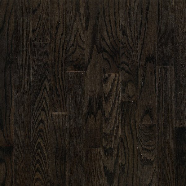 Dundee 3-1/4 Solid Red Oak Hardwood Flooring in Espresso by Bruce Flooring