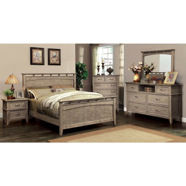 Peirce Platform Bed by Alcott Hill