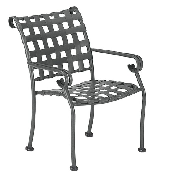 Ramsgate Stacking Patio Dining Chair by Woodard