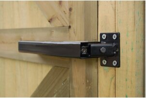 Hydraulic Garden Gate Closer by Lockey USA