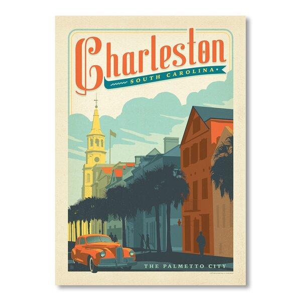 Charleston 1002 Vintage Advertisement by East Urban Home
