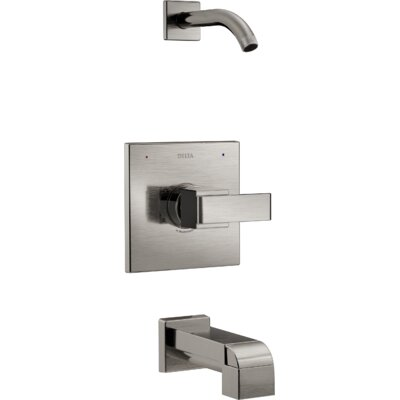 Tub Shower Trim Handle Stainless Product Photo