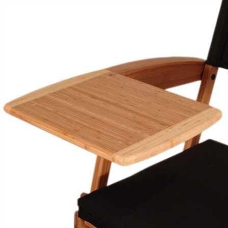 Hollywood Swivel Table Kit Accessory for Director Chair by Totally Bamboo Totally Bamboo