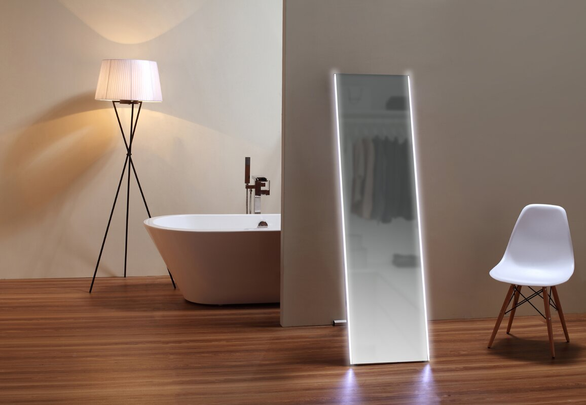 Ove Decors Villon Led Bathroom Mirror: Ove Decors Tycho LED Mirror & Reviews
