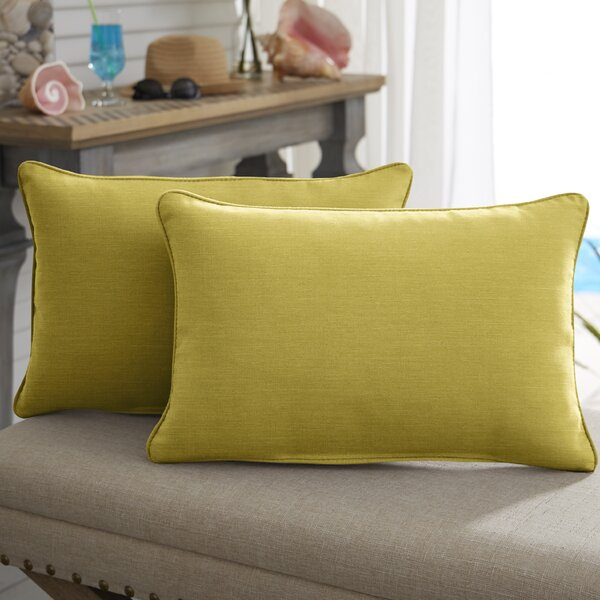 GG Outdoor Square Pillow Cover & Insert (Set of 2)
