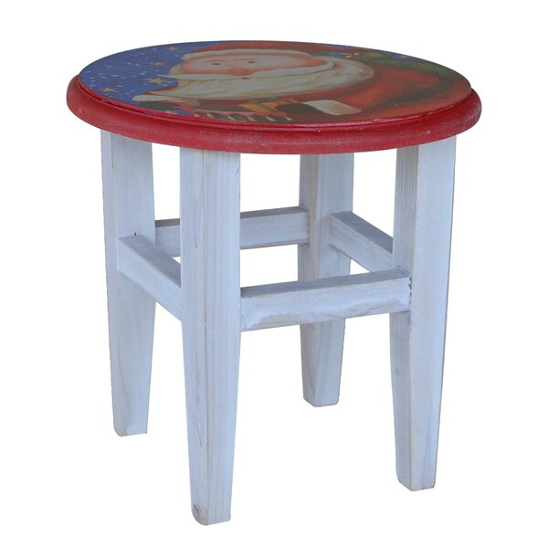Holiday Small Printing Stool by Attraction Design Home