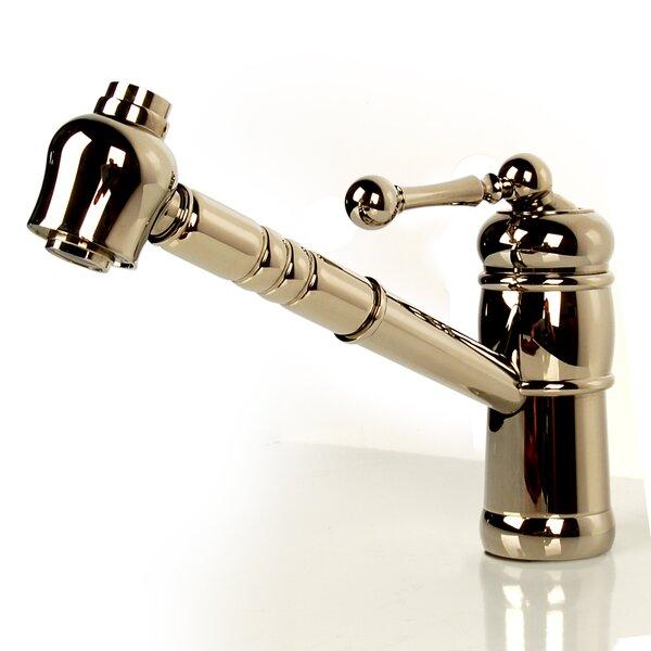 Pull Out Bar Faucet by D'Vontz