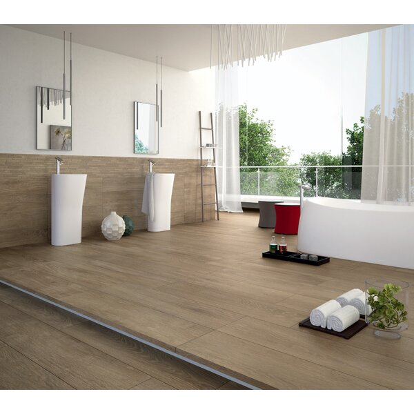 Vogue 8 x 48 Porcelain Wood Look Tile