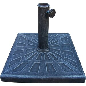 Cast Polyresin Free-Standing Umbrella Stand