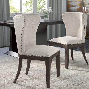 Castle Pines Parsons Chair (Set of 2)
