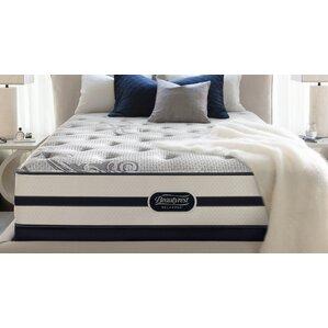 Simmons Beautyrest Beautyrest Recharge 13.5 Plush AirCool Memory Foam Mattress