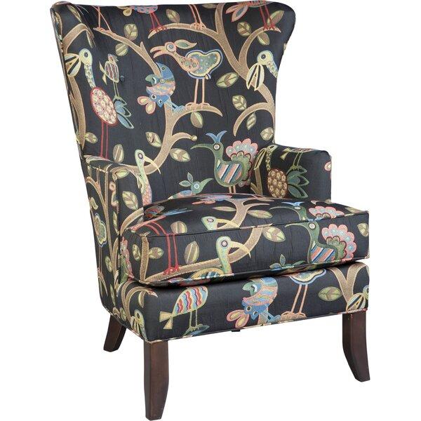 Austin Wingback Chair by Fairfield Chair