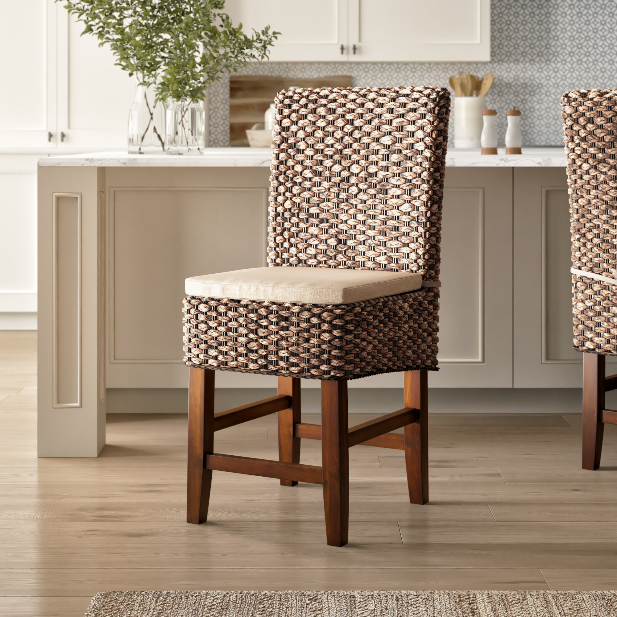 Magnificent Alcester Braunste 24 75 Bar Stool Gmtry Best Dining Table And Chair Ideas Images Gmtryco