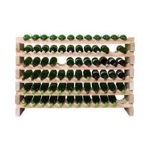72 Bottle Floor Wine Rack by Vinotemp