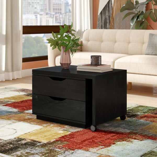 Laila Lift Top Coffee Table With Storage By Ebern Designs
