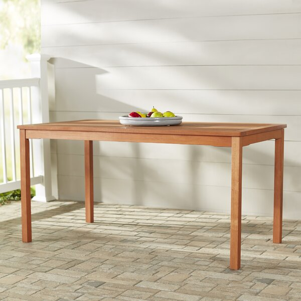 Ehlert Rectangular Dining Table by Darby Home Co