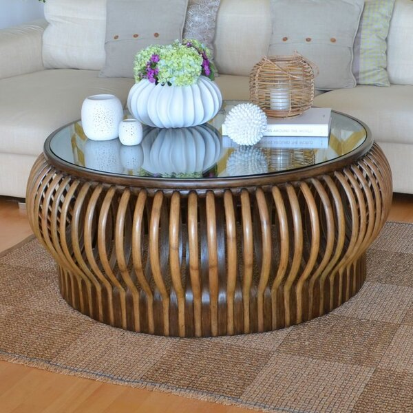 Honey Comb Coffee Table by Kouboo