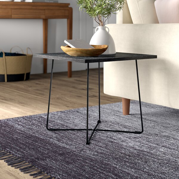 Hardin End Table by Union Rustic