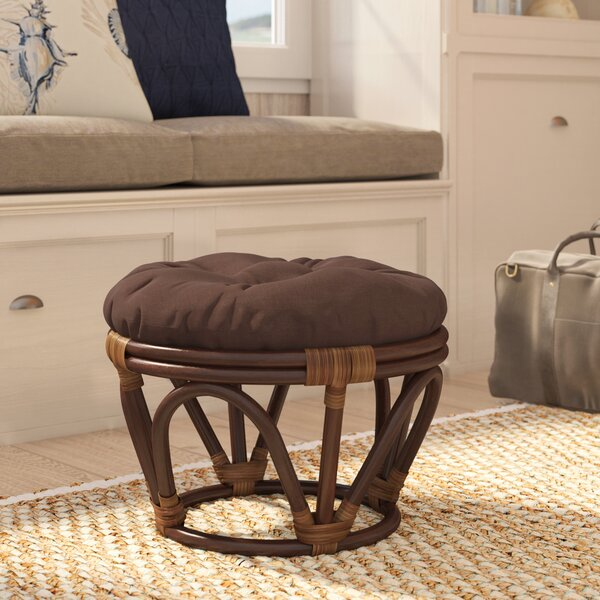 Xavier Ottoman by Beachcrest Home