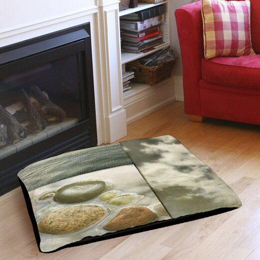 Natural Elements 3 Indoor/Outdoor Pet Bed by Manual Woodworkers & Weavers