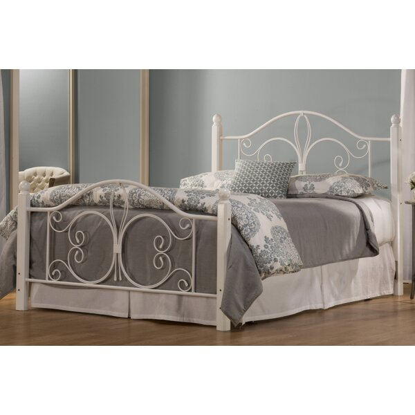 Antonia Standard Bed by August Grove