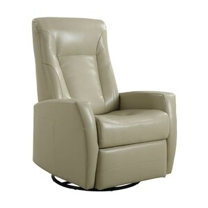 Lyda Manual Rocker Recliner by Wade Logan