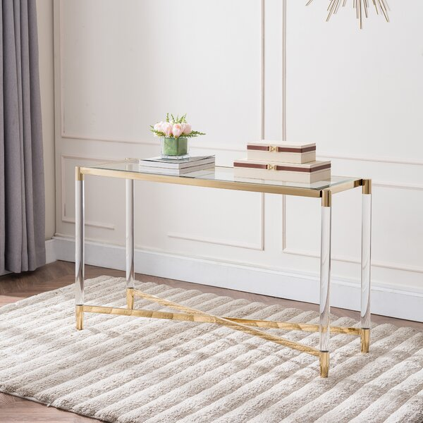 Higgenbotham Console Table By Mercer41