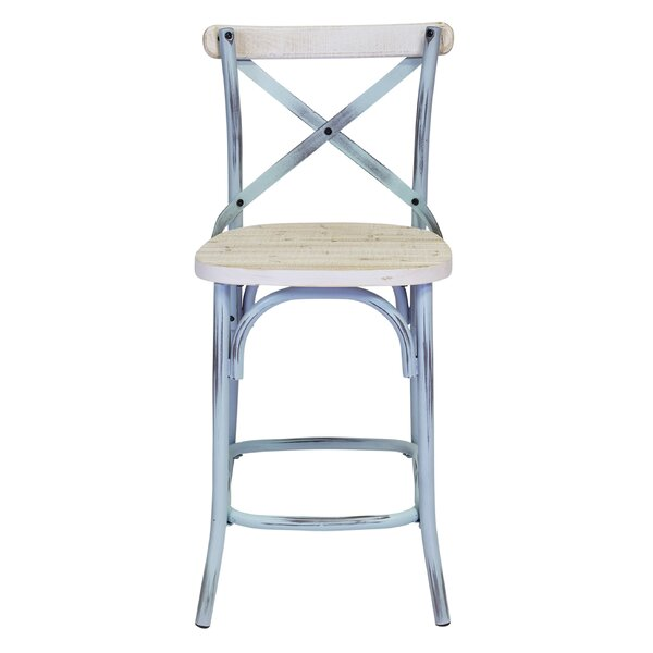 Gracie Bar & Counter Stool by Williston Forge Williston Forge