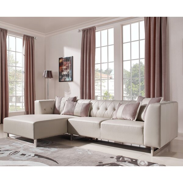 Jesusa Sectional by Willa Arlo Interiors