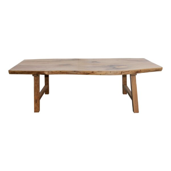 Vancamp Solid Wood Coffee Table by Foundry Select Foundry Select